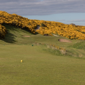 6th Hole Royal Dornoch