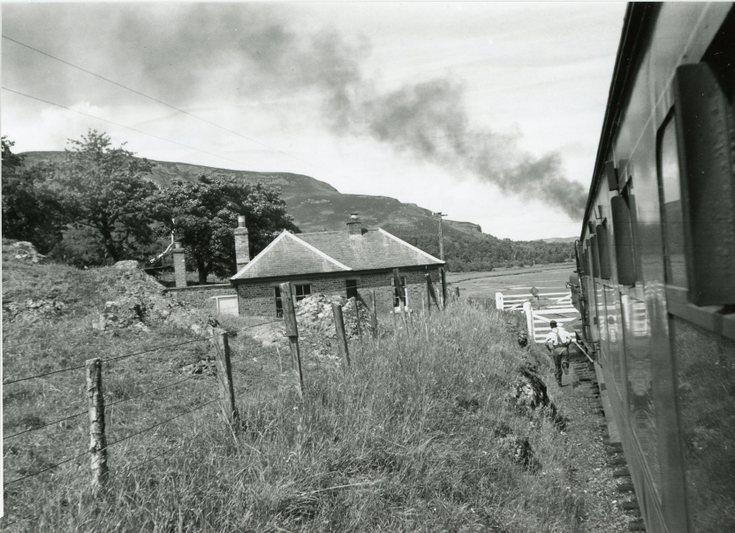 Skelbo Crossig Gatehouse 1950 12304