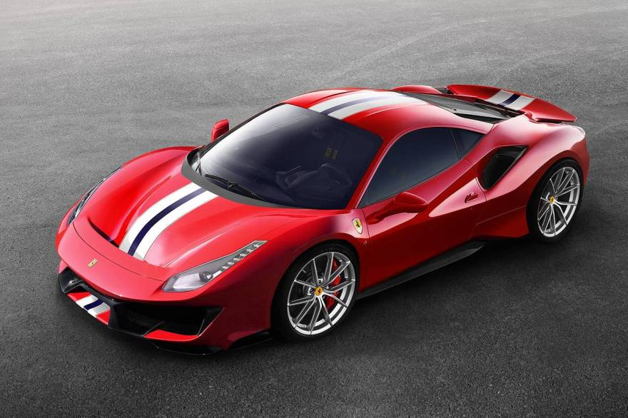 Ferrari Pista -WSJ 21Feb19
